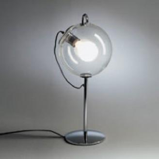Настольная лампа стекло Archie