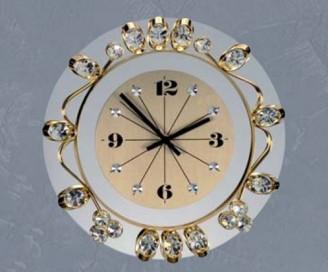 Хрустальные часы Preciosa 99 008 20