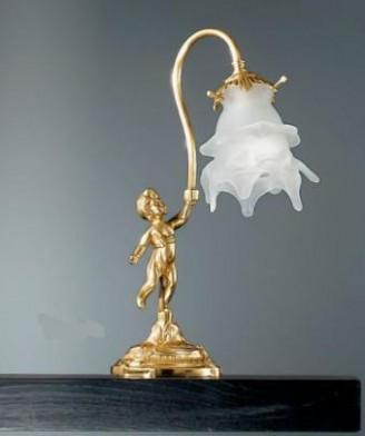 Настольная лампа Nervilamp 2080/1L/ST
