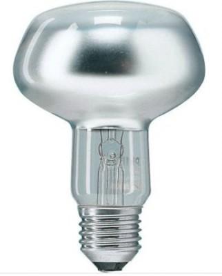 Лампа рефлекторная PH Refl 75W E27 230V NR80 25D 1CT/30