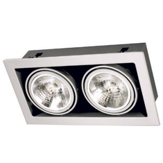 Технический светильник DeLux HL AR111 200 R