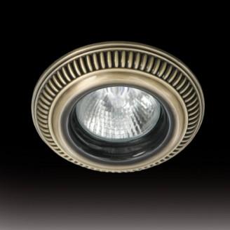 Классический точечный светильник