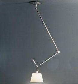 Подвесной светильник ARTEMIDE Tolomeo Sospensione Decentrata