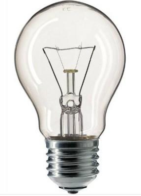 Лампа накаливания PH Stan 40W E27 230V A55 CL 2CT/12X5F