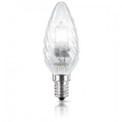 Лампа PH EcoClassic30 28W E14 230V BW35 CL 1CT/15 8727900820706