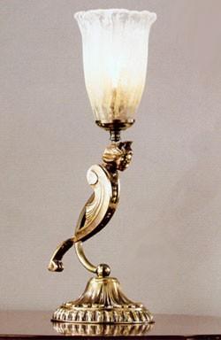Настольная лампа Nervilamp 520/1L Gold Bronze