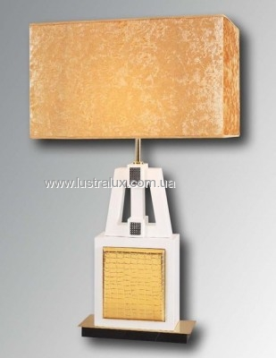 Настольная лампа Carlo De Santi 9P044T-1