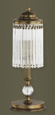 Настольная лампа Kutek Fiore FIO-LG-1(P)