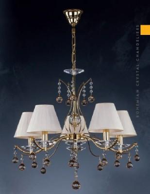 Люстра хрустальная Artglass CHANTAL V. CE color