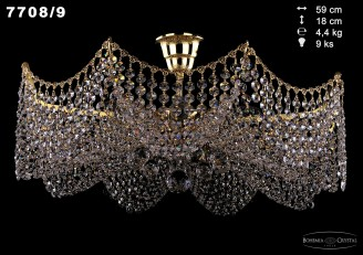 Люстра Bohemia Ivele Crystal