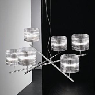 Люстра подвесная Linea Light Shanghai