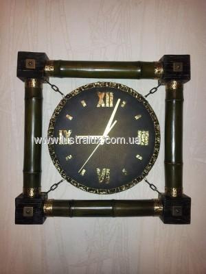 Часы бамбук Людовик