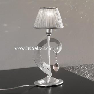 Настольная лампа Masca Opera 1834/B1 Argento