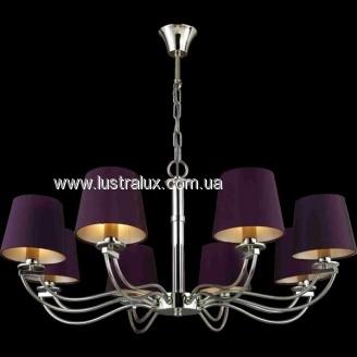 Люстра CANDIEEROS CASTRO LA PLATA 3510/5 N violet