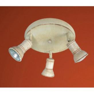 Светильник потолочный DeLux Decor SPOT SNP-0052-03-LN