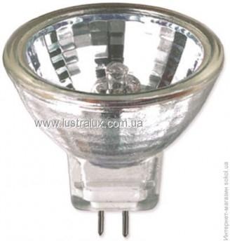 Лампа галогенная 50 Вт Delux MR-16 12V 50W (10007819)