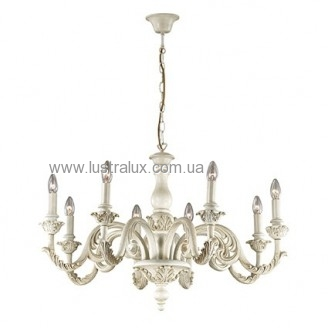 Люстра Ideal Lux GIGLIO SP8 BIANCO