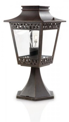 Парковый светильник Philips 15402/86/16 Hedge