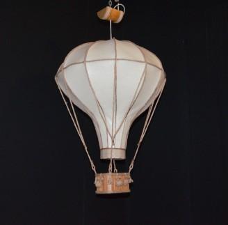 Люстра бамбук Воздушный шар