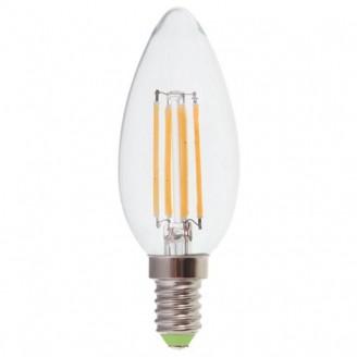 Лампа светодиодная Feron LB-58 230V 4W 400Lm E14 4000K