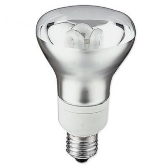 Лампа рефлекторная энергосберегающая Delux EXR-80 15W 6400K Е27 (10008003)