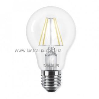 Лампочка светодиодная Maxus 8w