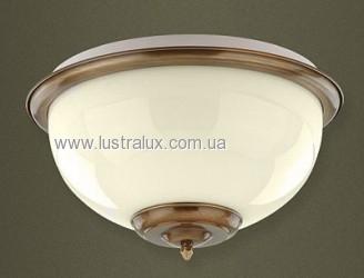 Потолочный светильник Kutek Lido LID-PL-2(P)ECRU