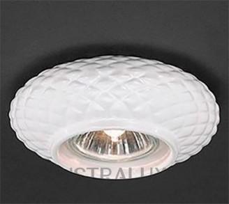 Светильник точечный LA LAMPADA Spot 80/1 WHITE CERAMIC