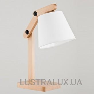 Настольная лампа Alfa Joga White 22258