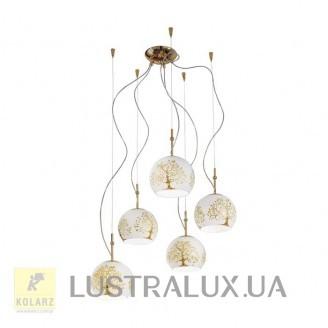 Подвесной светильник Kolarz Luna