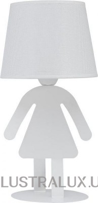 Настольная лампа Sigma 50023 Dziewczynka II