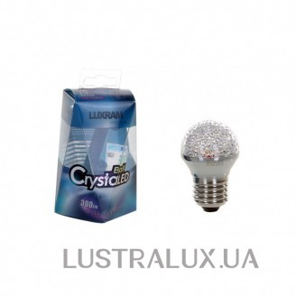 Светодиодная лампа Italux Luxram LED Ball E27 Dimmable 3.5W 700401013