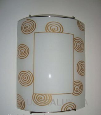 Настенно-потолочный светильник Candellux SPIRO