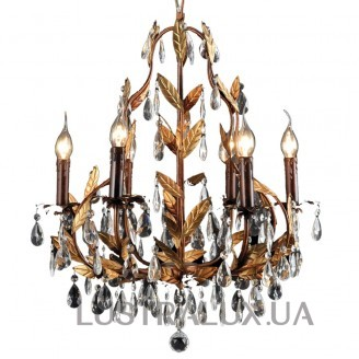 Люстра подвесная Casa Regal LEAF 10007