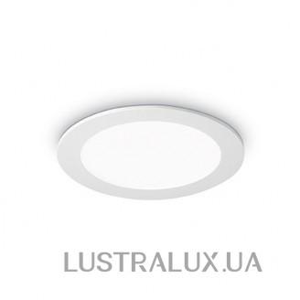 Точечный светильник Ideal Lux Groove FI1 10W Round 4000K 147666