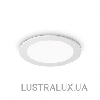 Точечный светильник Ideal Lux Groove FI1 30W Round 4000K 147680