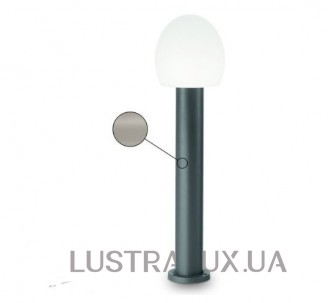 Парковый светильник Ideal Lux Concerto PT1 H60 Grigio 147284
