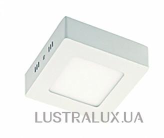 Светильник светодиодный потолочный CFQ LED 40 18W 4100K