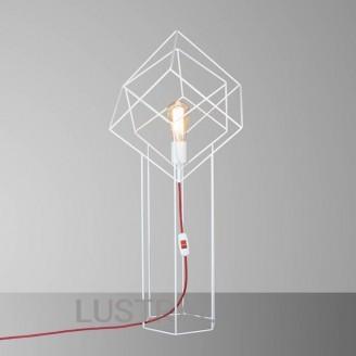 Loft Настольная лампа In cube