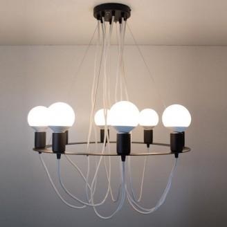 Loft Люстра подвесная в стиле модерн Calypso