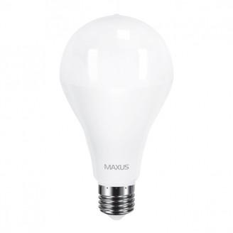 LED лампа MAXUS A80 20W E27