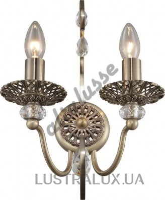 INL-1099W-02 Antique Brass Altalusse