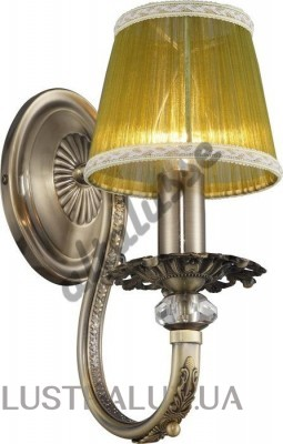 Бра Altalusse INL-6116W-01 Antique Brass