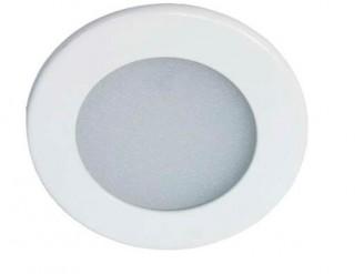 Точечный светильник Feron AL510 6W круг, белый 360Lm 4000K