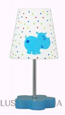 Настольная лампа Candellux 41-43736 Hippo