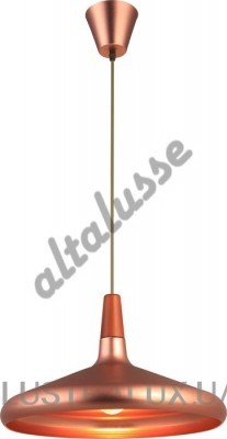 Люстра подвес INL-9371P-21 BRUSHED COPPER & WALNUT INL-9371P-21 Brushed Copper Walnut