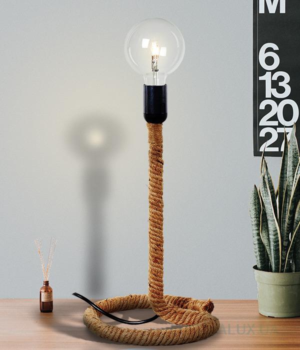 Настольная лампа лофт China