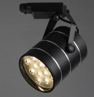 Трековый светодиодный светильник Arte Lamp Cinto A2712PL-1BK
