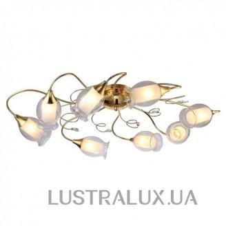 Потолочная люстра Arte Lamp Mughetto A9289PL-8GO