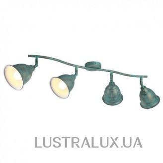 Спот Arte Lamp Campana A9557PL-4BG